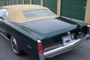 1976 Cadillac Eldorado Convertible Rear.jpg