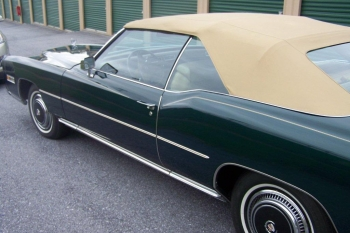1976 Cadillac Eldorado Convertible Left Side.jpg