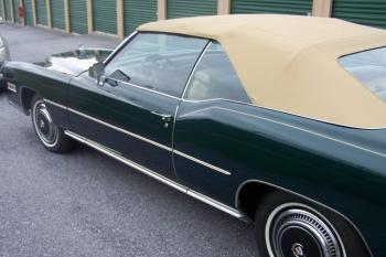 1976 Cadillac Eldorado Convertible Left Side.jpg