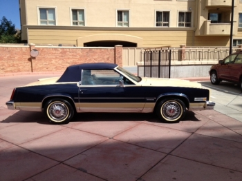 1982 Cadillac Convertible - Ext Passenger Side Top Up.jpg