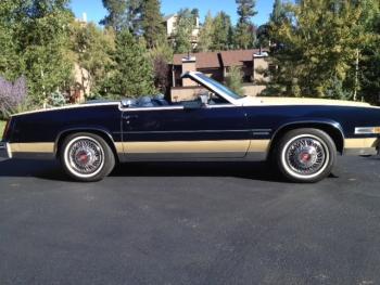 1982 Cadillac Convertible - Ext Passenger.JPG