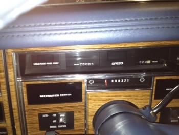 1982 Cadillac Convertible - Int Dash Odometer.JPG