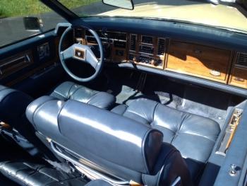 1982 Cadillac Convertible - Int Front Seat.jpg