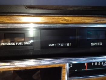 1982 Cadillac Convertible - Int Odometer.jpg