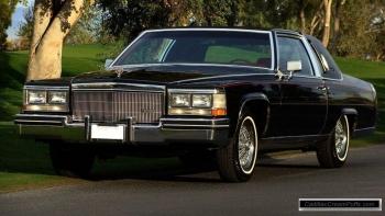 1984 Cadillac Eldorado Fleetwood Brougham