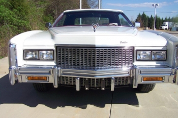 1976 Cadillac Eldorado Bicentennial 1256 - Front.jpg