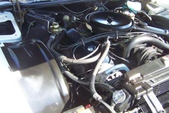 1976 Cadillac Eldorado Bicentennial 1256 - engine.jpg
