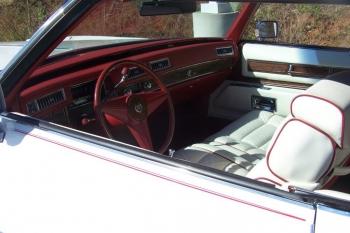 1976 Cadillac Eldorado Bicentennial 1256 - front seat 3.jpg