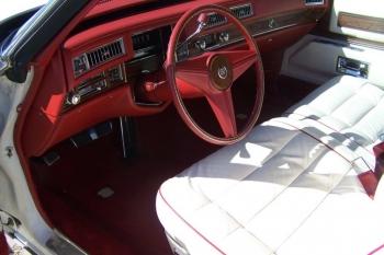 1976 Cadillac Eldorado Bicentennial 1256 - front seat 5.jpg