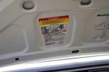 1976 Cadillac Eldorado Bicentennial 1256 - hood label.jpg