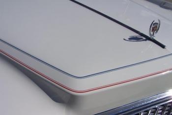 1976 Cadillac Eldorado Bicentennial 1256 - Hood.jpg