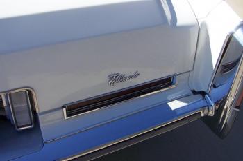 1976 Cadillac Eldorado Bicentennial 1256 - rear logo.jpg
