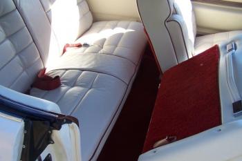 1976 Cadillac Eldorado Bicentennial 1256 - rear seat.jpg