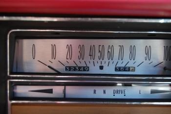 1974 Cadillac Eldorado Convertible Odometer.jpg
