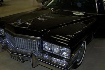 1973 Cadillac Limousine