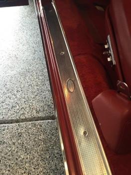 1976 Cadillac Eldorado Convertible C1292 Int (17).jpg