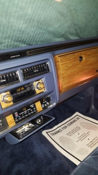 1983 Cadillac Fleetwood Brougham C1302 - Int (2).jpg