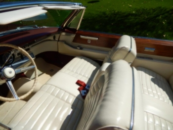 1966 Cadillac Eldorado Convertible C1310-Int (6).jpg