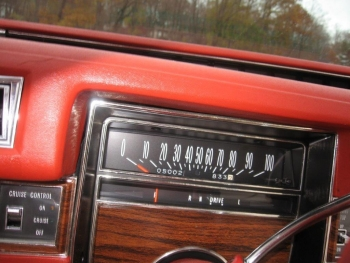 1976 Cadillac Eldorado ConvertibleBicentennial(C1314)-Int (23).jpg