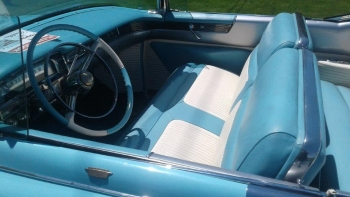 1954 Cadillac Eldorado Convertible C1318-Int 01.jpg