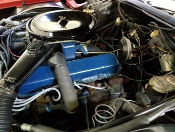1976 Cadillac Eldorado Convertible C1321-Eng 02.jpg