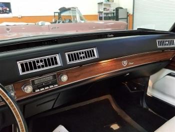 1976 Cadillac Eldorado Convertible C1321-Int 09.jpg