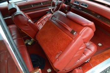 1976 Cadillac Eldorado Convertible C1332-Int 22.jpg