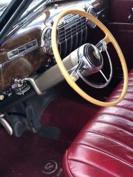 1941 Cadillac Convertible C1335-Int 2.jpg