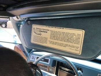1976 Cadillac Eldorado Convertible C1324-Doc 2.jpg