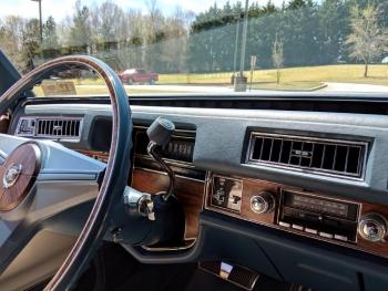 1976 Cadillac Eldorado Convertible C1324-Int 15.jpg