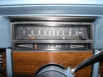 1978 Cadillac Seville C1344-Int 13.jpg