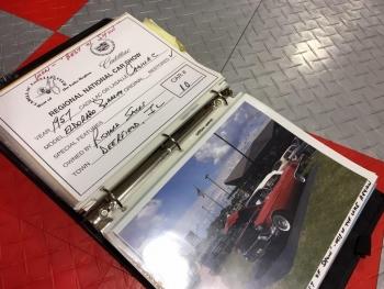 1957 Cadillac Eldorado Biarritz Convertible C1346- Doc 3.jpg