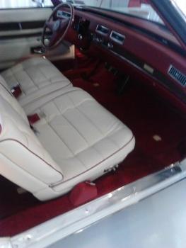 1976 Cadillac Eldorado Bi-Centenial C1348- Int 1.jpg