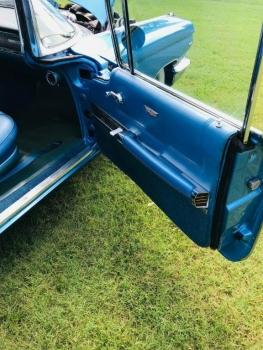 1960 Cadillac 62 Series Flat Top C1354-Int 7.jpg