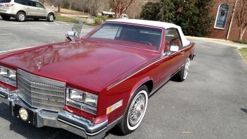 1985 Cadillac Eldorado Biarritz Convertible BC C1284 Cover2.jpg