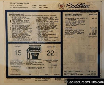 1991 Cadillac Brougham C1311-Doc (1).jpg