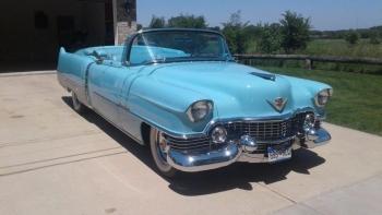 1954 Cadillac Eldorado Convertible C1318-Cover.jpg