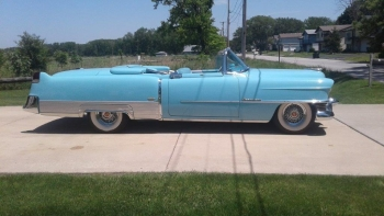 1954 Cadillac Eldorado Convertible C1318-Ext 02.jpg