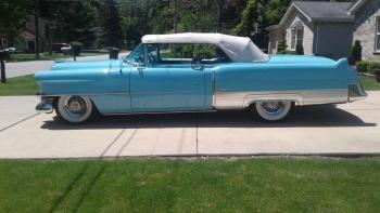 1954 Cadillac Eldorado Convertible C1318-Ext 05.jpg
