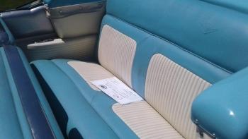 1954 Cadillac Eldorado Convertible C1318-Int 02.jpg