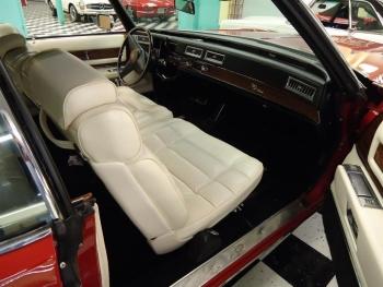 1976 Cadillac Eldorado Convertible C1321-Int 02.jpg
