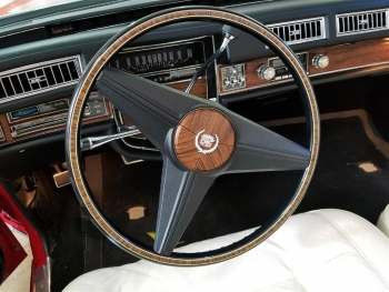 1976 Cadillac Eldorado Convertible C1321-Int 08.jpg