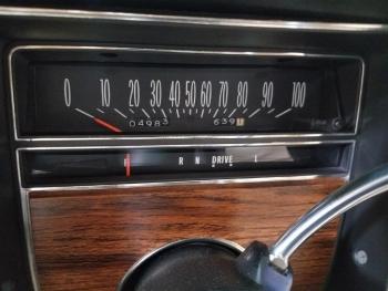 1976 Cadillac Eldorado Convertible C1321-Int 10.jpg