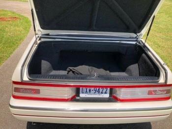 1993 Cadillac Allante C1322-Trunk 01.jpg