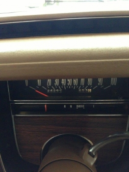 1976 Cadillac Eldorado Convertible C1333-Int 14.jpg