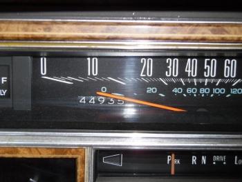1976 Cadillac Eldorado Coupe C1337-Int 3.jpg