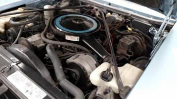1978 Cadillac Seville C1344-Eng 4.jpg