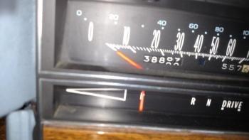 1978 Cadillac Seville C1344-Int 14.jpg