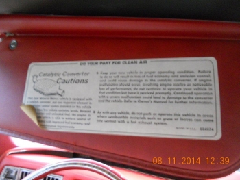 1976 Cadillac Eldorado Bi-Centenial C1348- Doc 2.jpg