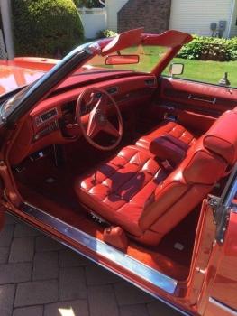 1976 Cadillac Eldorado Convertible C1349 Int 1.jpg